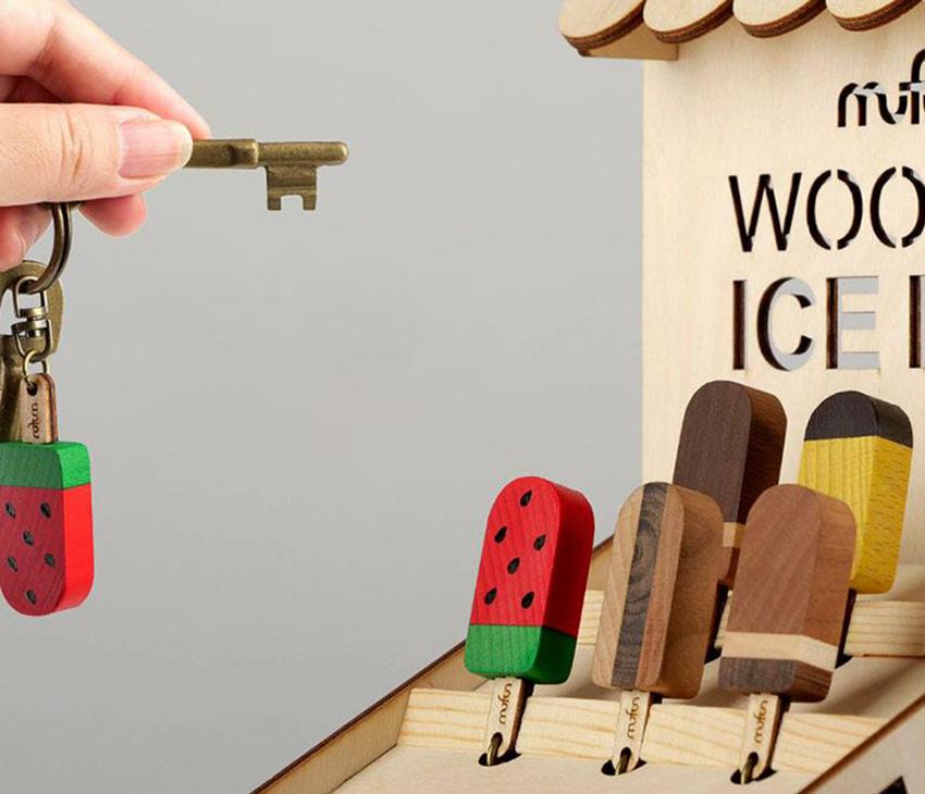 디자인 뮤펀 귀여운 키링, 키홀더, 자동차키링, 열쇠고리